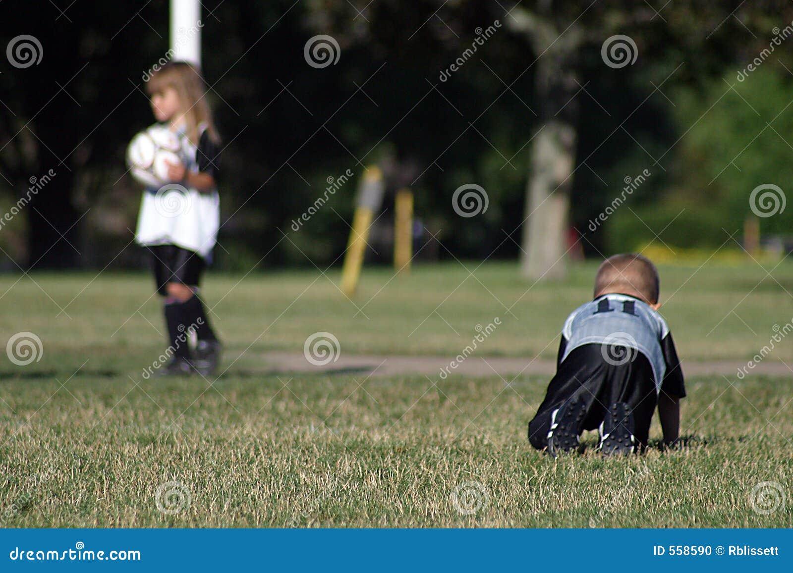 Jonge geitjes soccer1