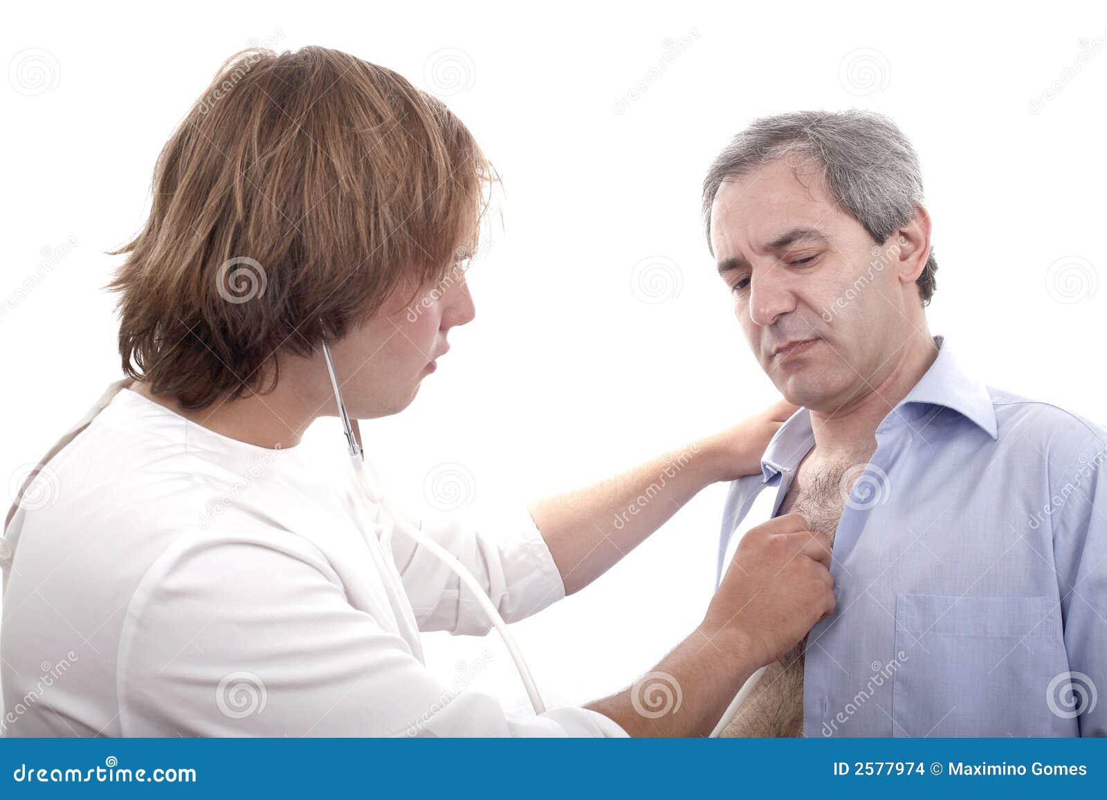 Jonge mannelijke arts?