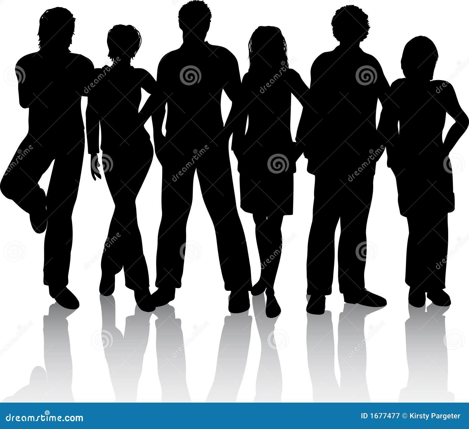Jonge mensen