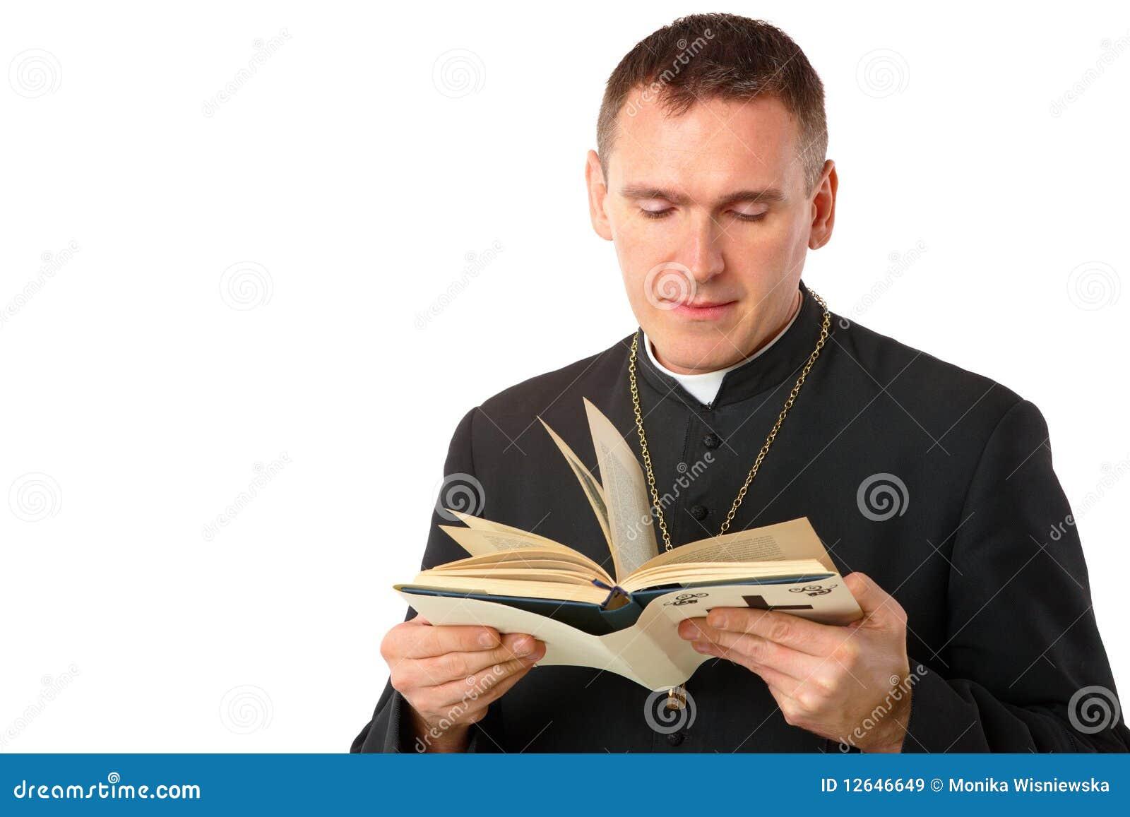 Jonge priester
