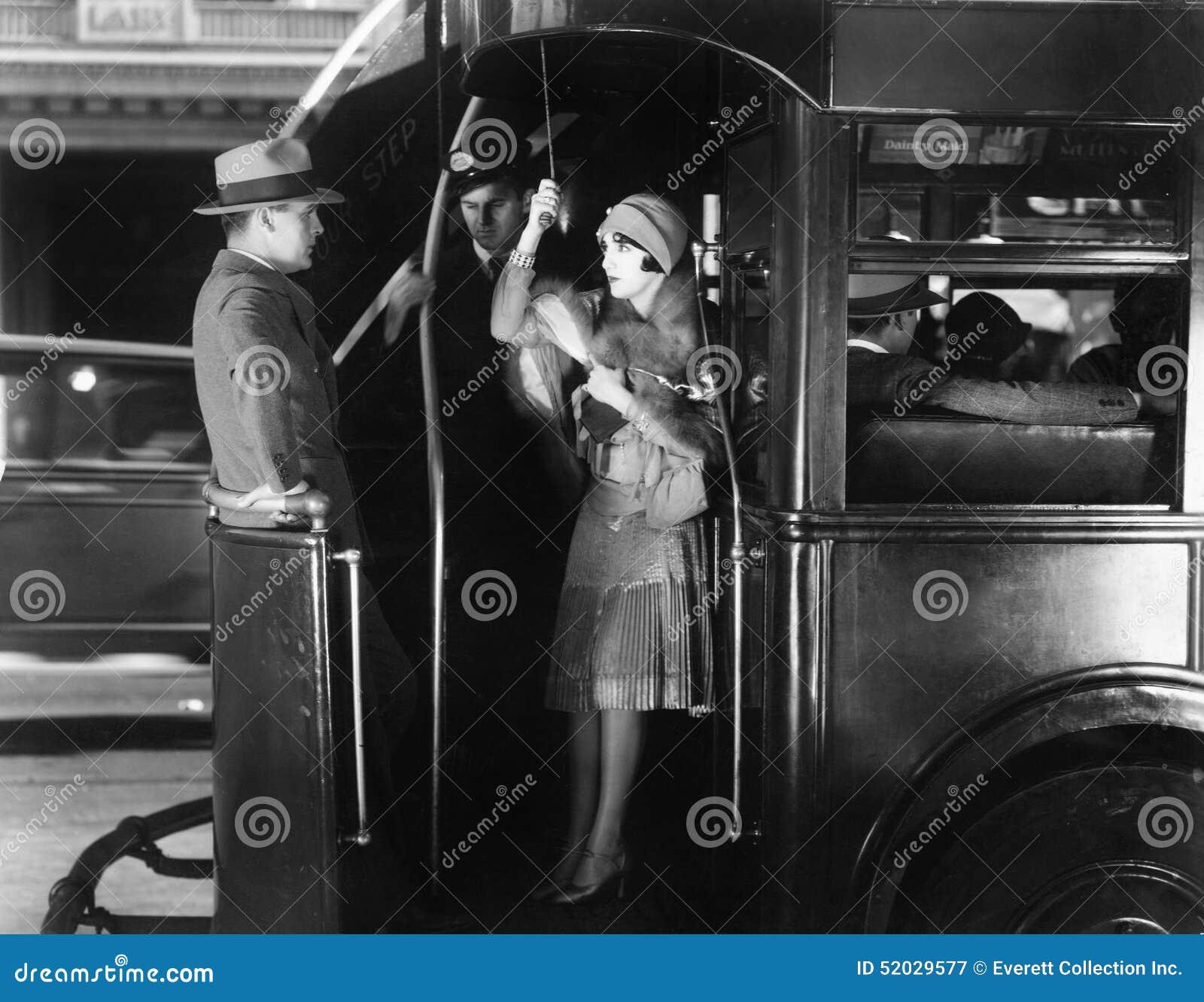 Flirten bus