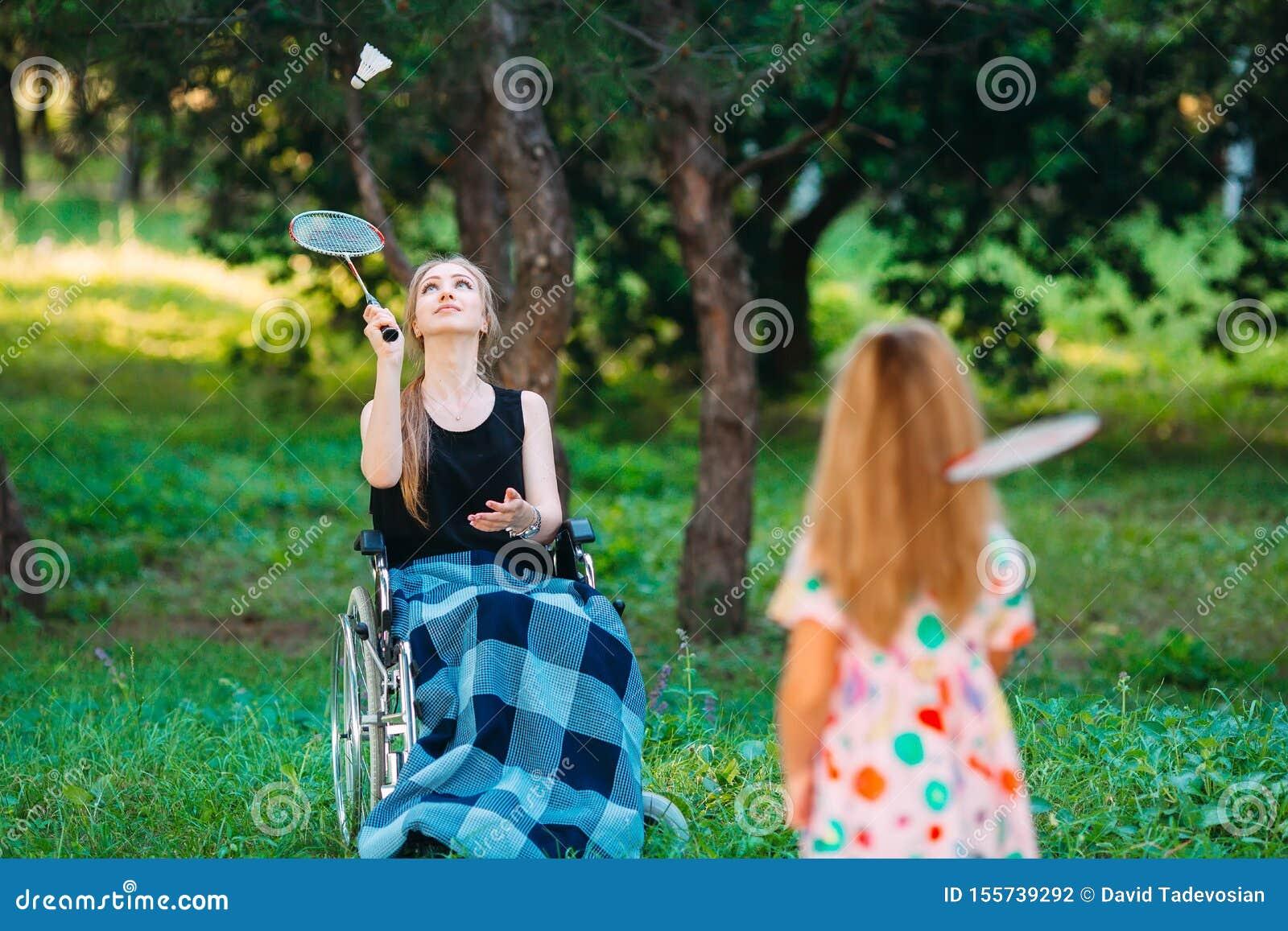 Badminton Haar