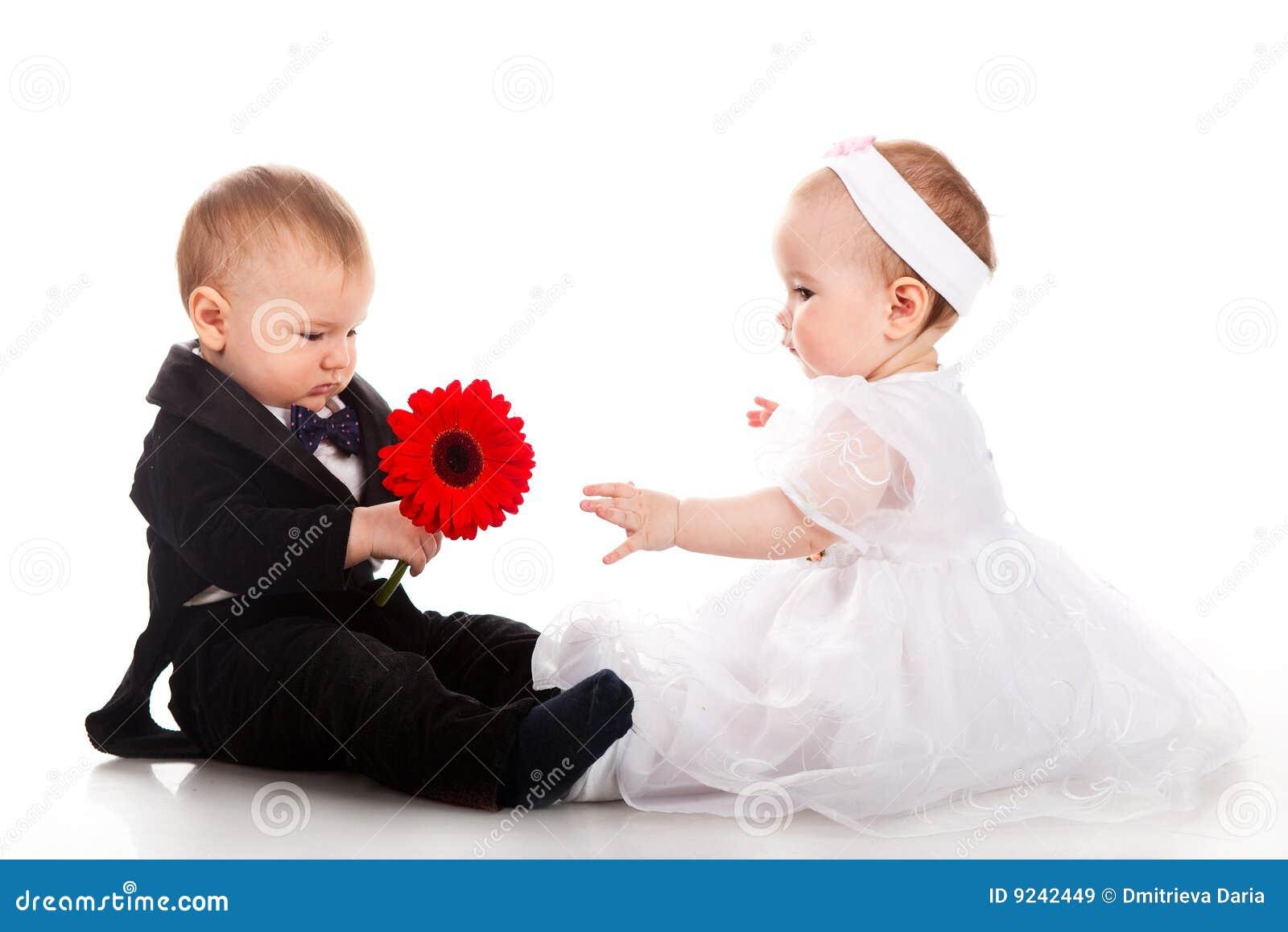 Jongen en meisje