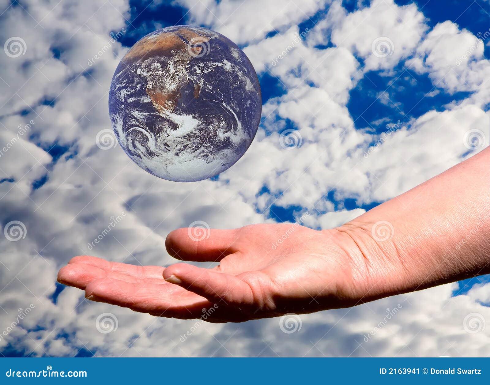 Jord hands vårt