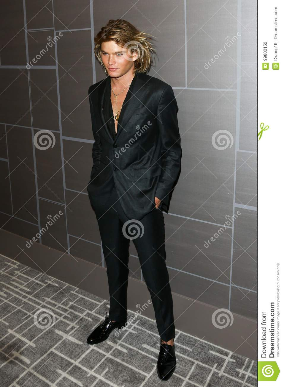 c48994a5 Jordan Barrett editorial photography. Image of city, attends - 99800152