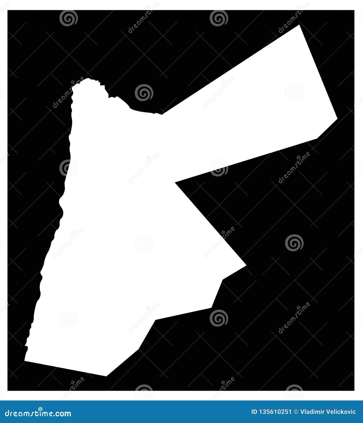 Jordan Map - Hashemite Kingdom Of Jordan Stock Vector - Illustration on saudi arabia map, united kingdom map, people's republic of korea map, brazil map, kingdom of moab, papua new guinea map, aqaba jordan map, antigua and barbuda map, hong kong map, the bahamas map, republic of nauru map, iran map, india map, moldova map, united arab emirates map, jordan geography map, amman-jordan map, bermuda map, french wine map,