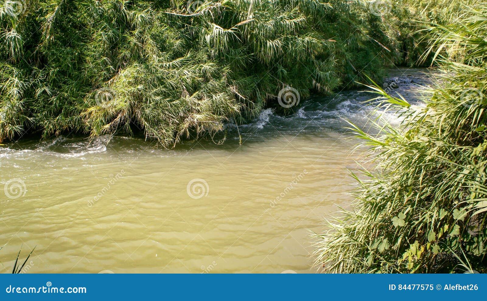 Jordan River, Israël