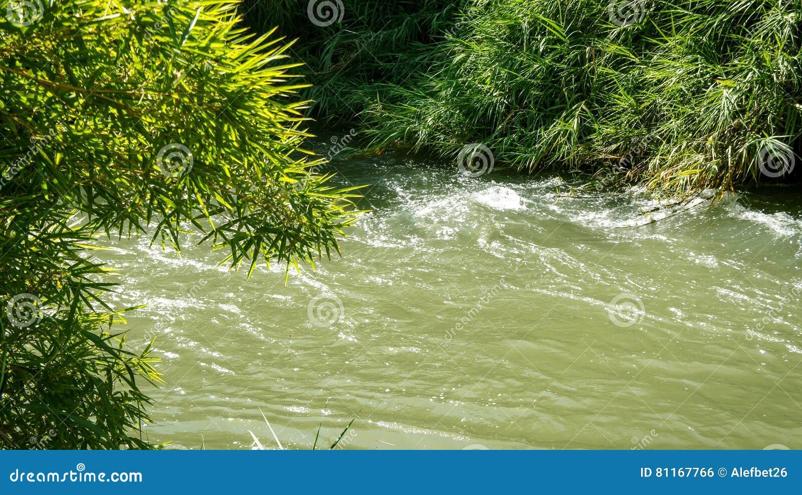 Jordan River, Israele