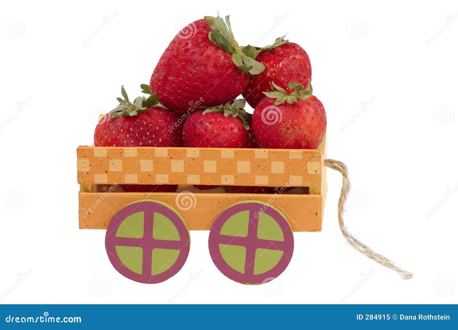 Jordgubbevagn