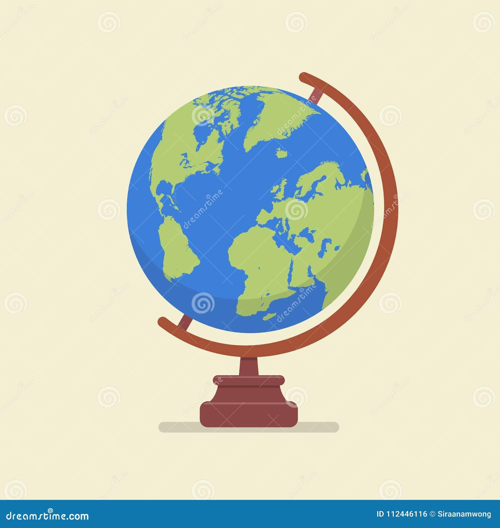 Jordjordklotmodell
