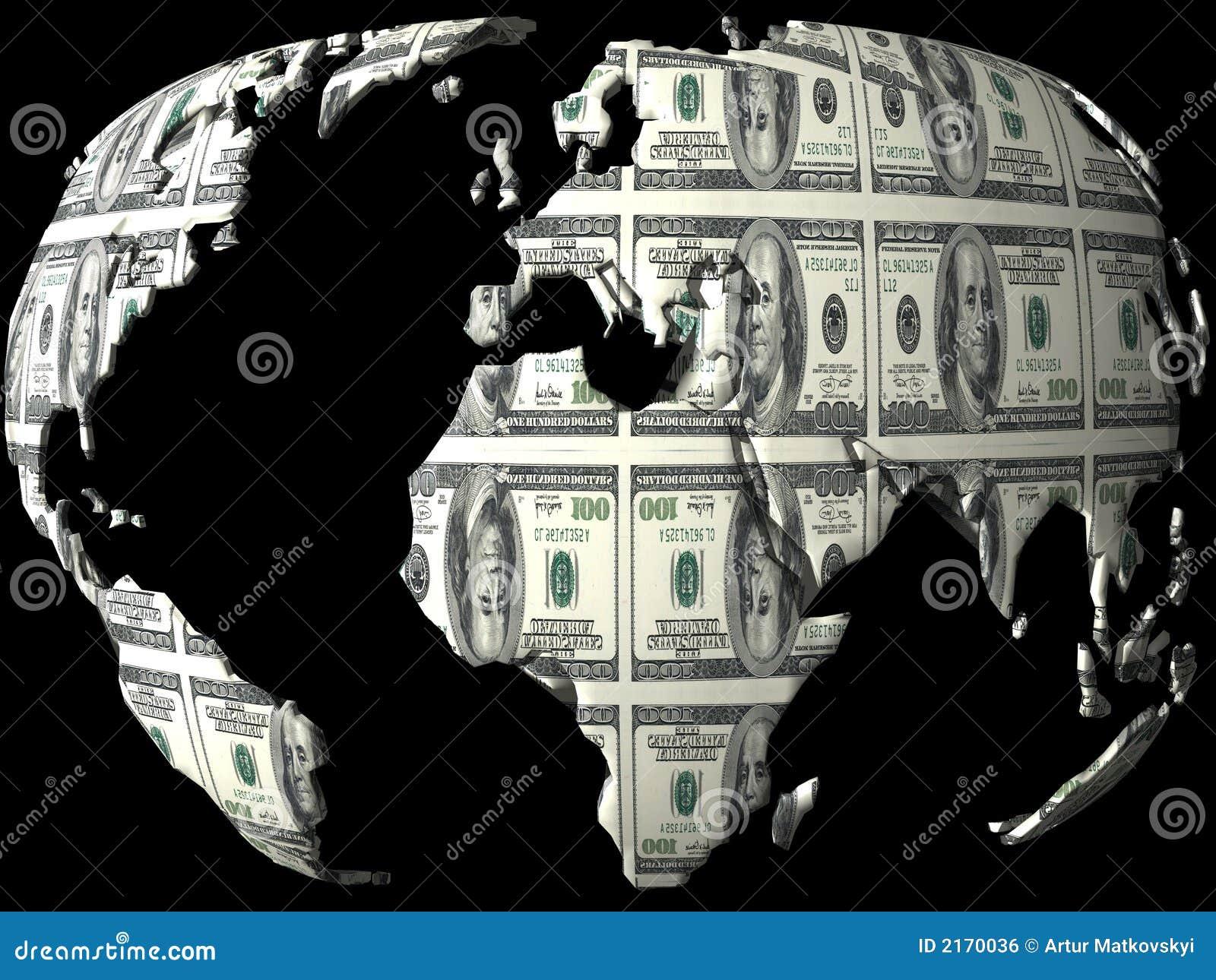 Jordklotpengar