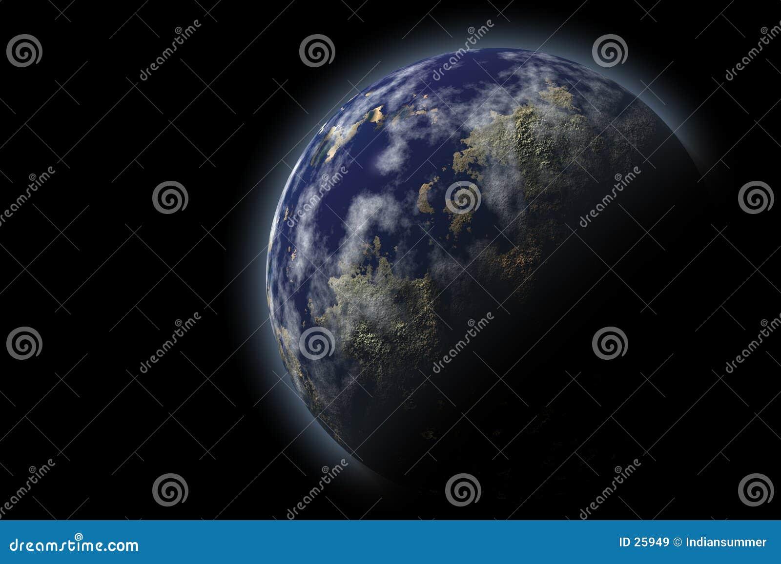 Jordplanet