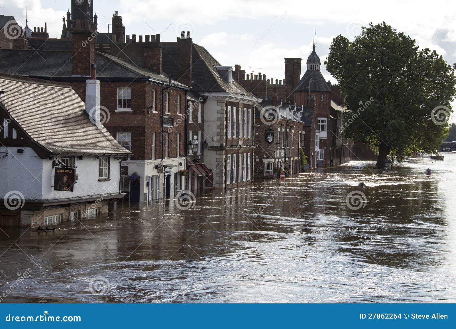 Jork Powodzie Anglia - Sept.2012 -