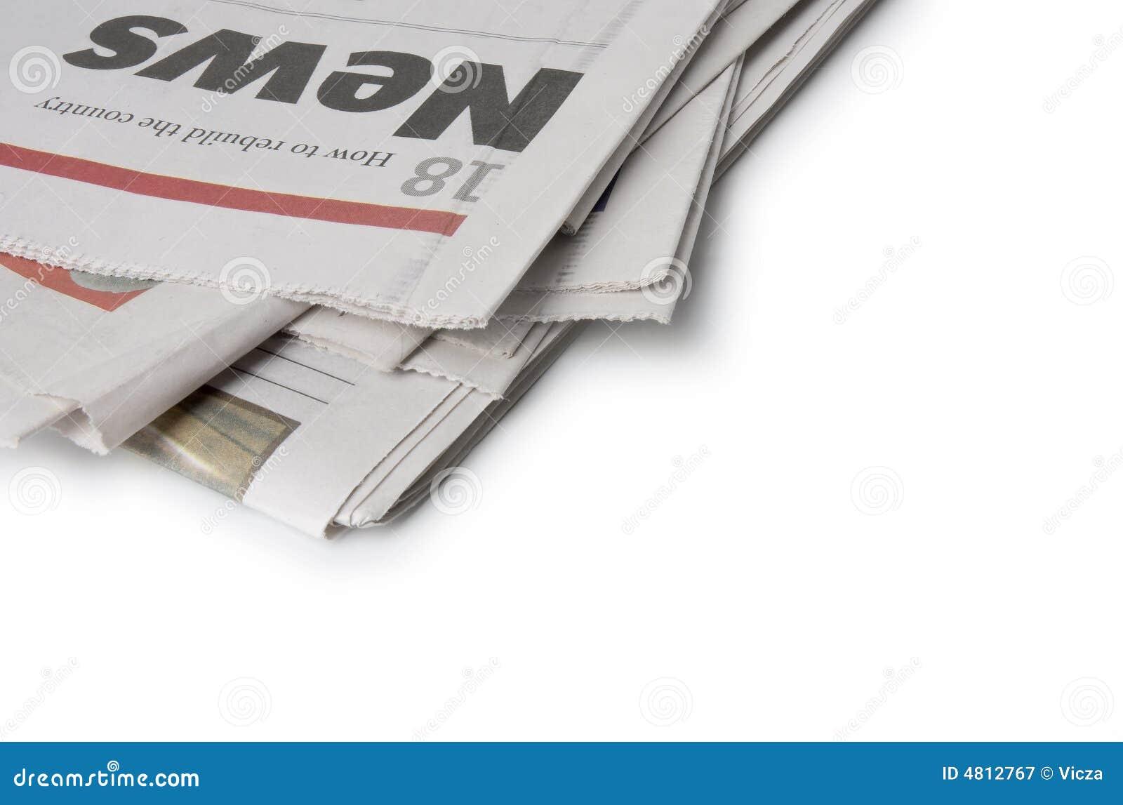 Jornal - a notícia