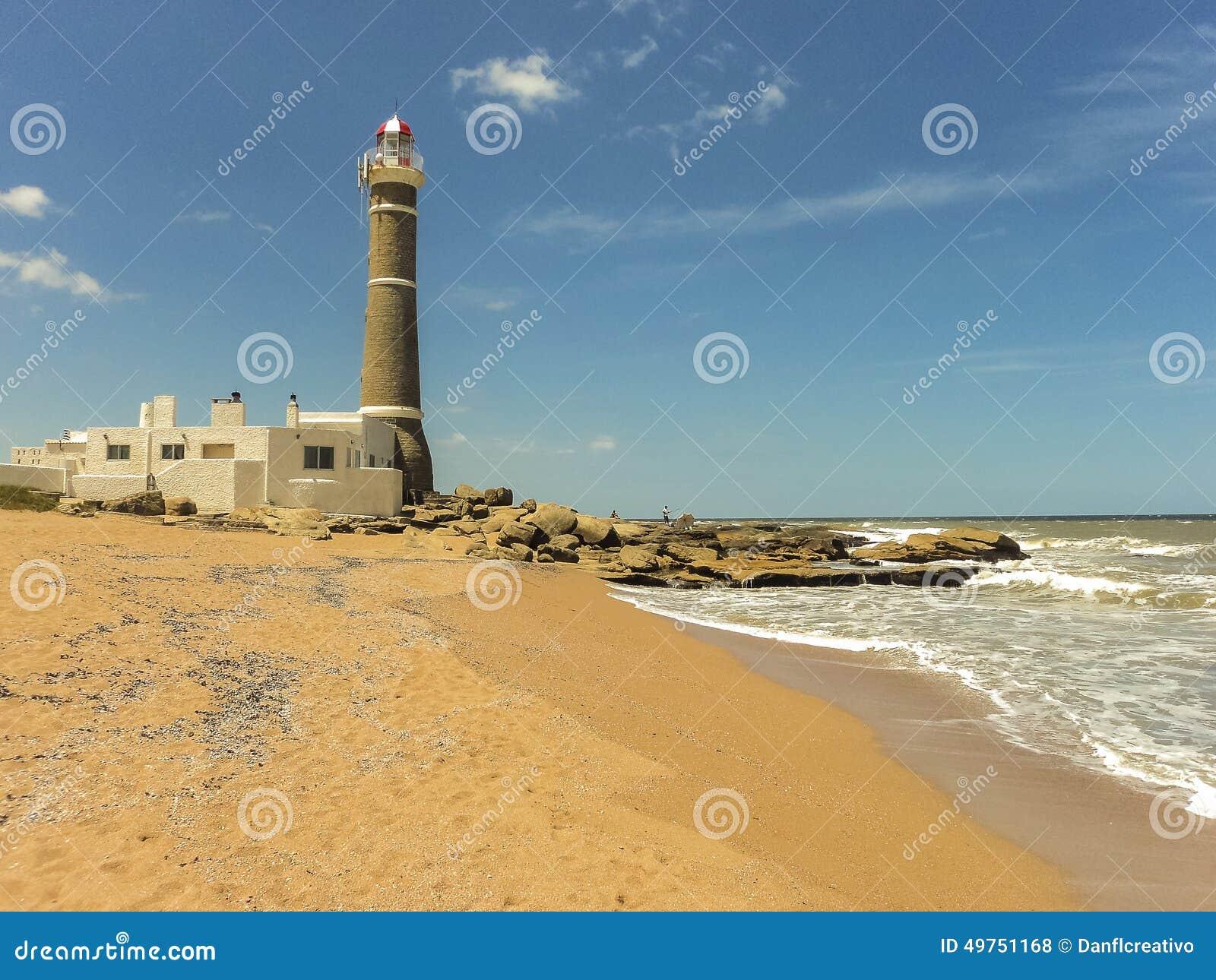 Jose Ηγνάτιος Lighthouse και η παραλία