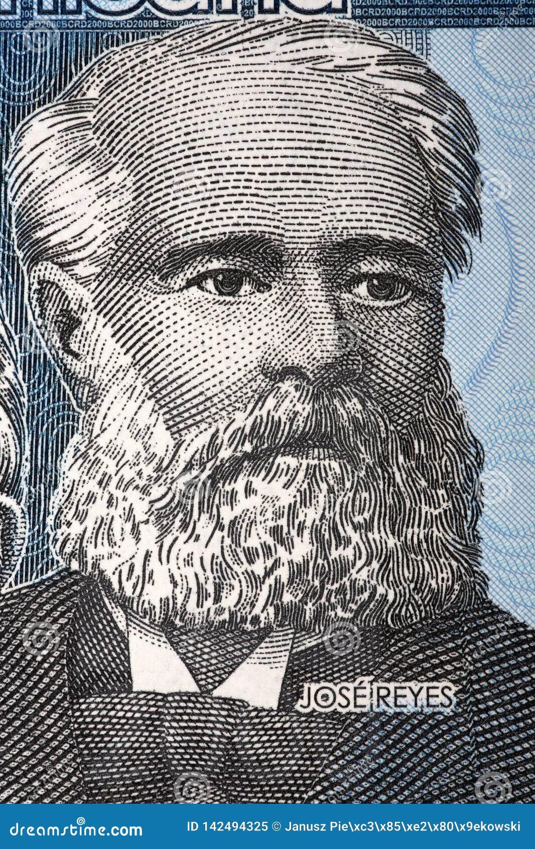 Jose Rufino Reyes um retrato