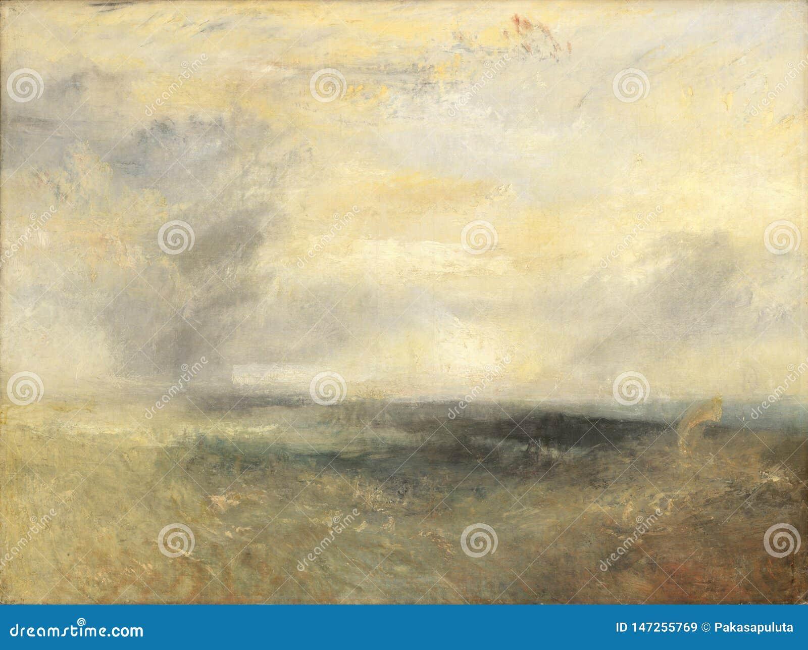 Joseph Mallord William Turner - Margate, vom Meer