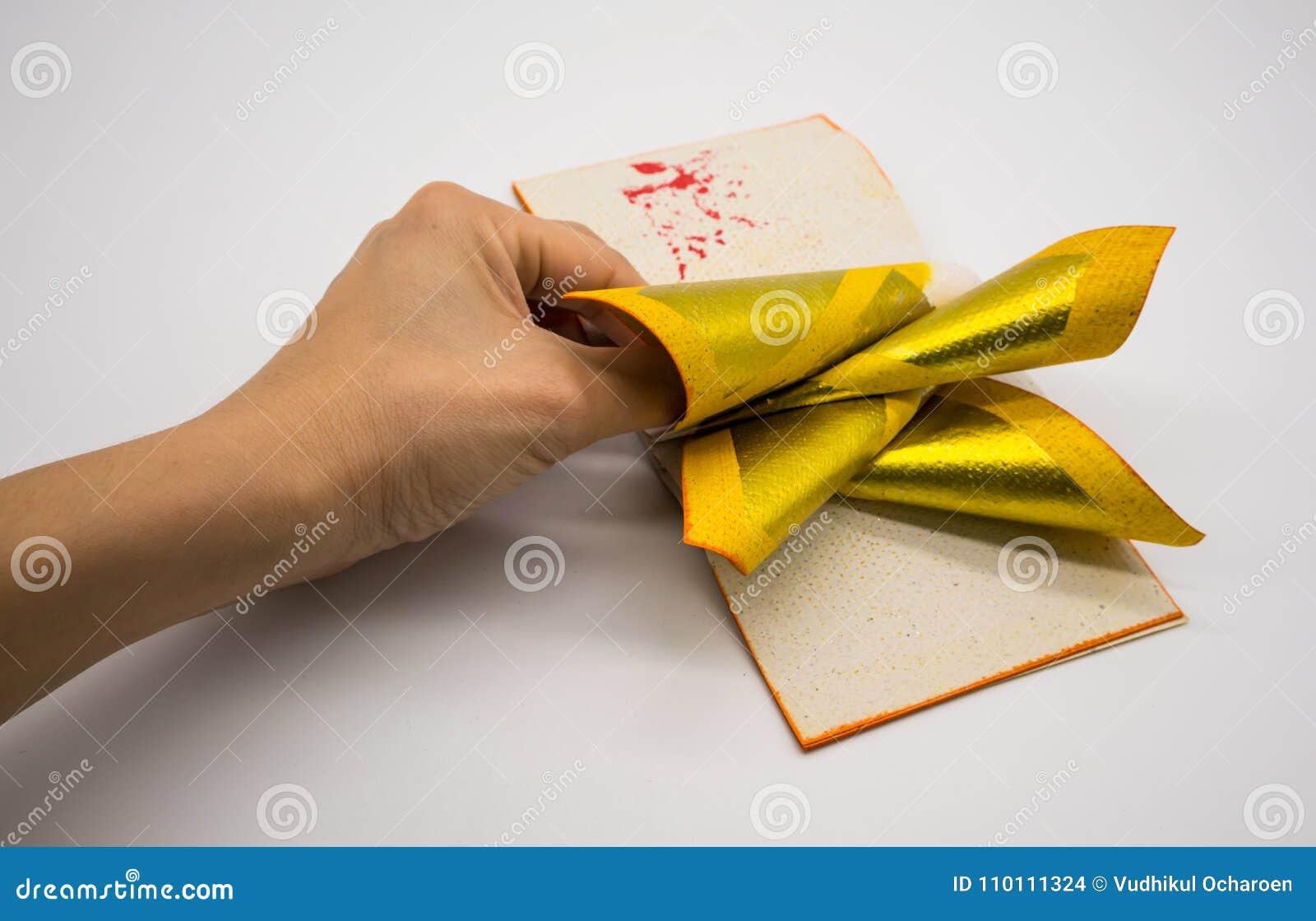Joss Paper Chinese Tradition pour disparus des spiritueux du ` s d ancêtre,