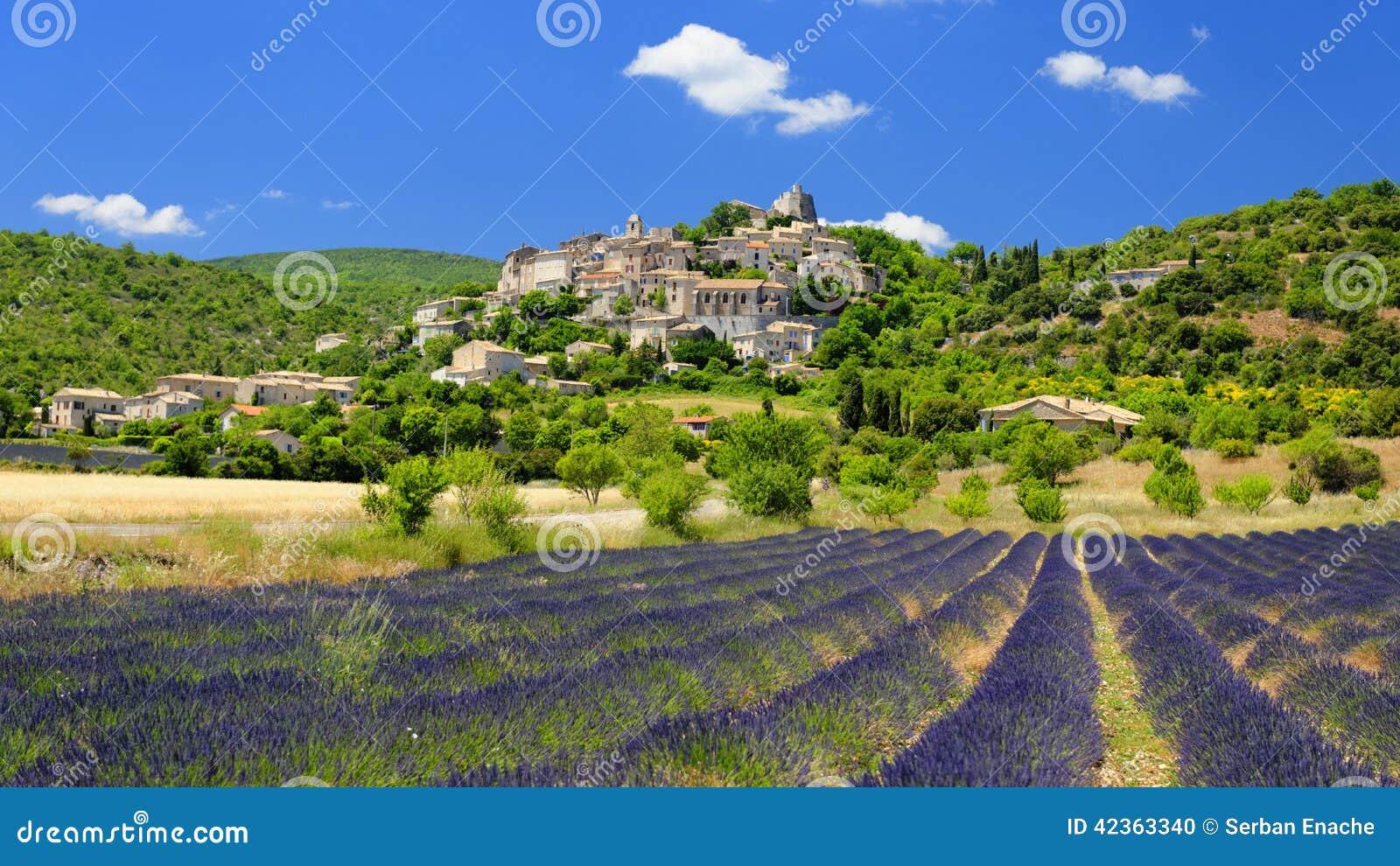 Joucasdorp in de Provence