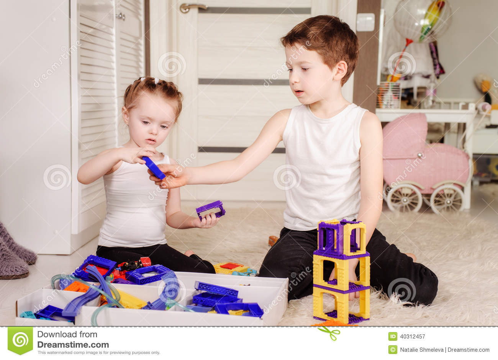 Jouer d enfants