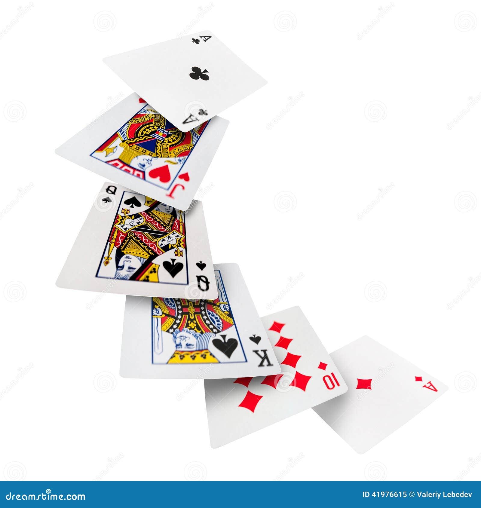 Jouer le casino de tisonnier de cartes