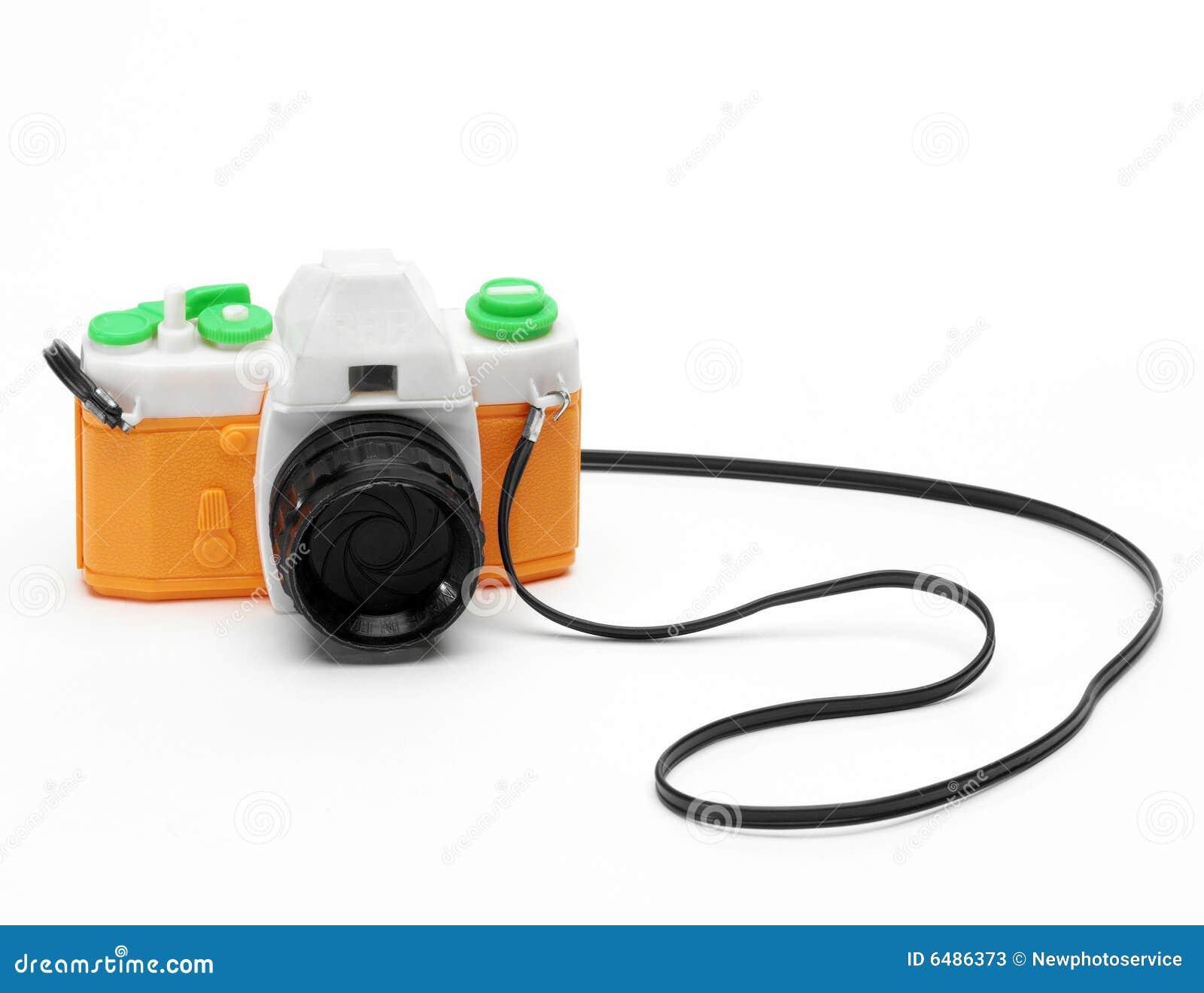 jouet d 39 appareil photo photos stock image 6486373