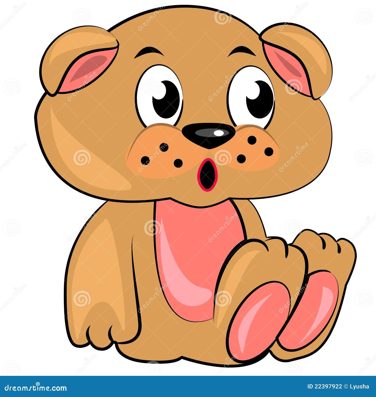 jouet d ours de nounours de dessin anim illustration