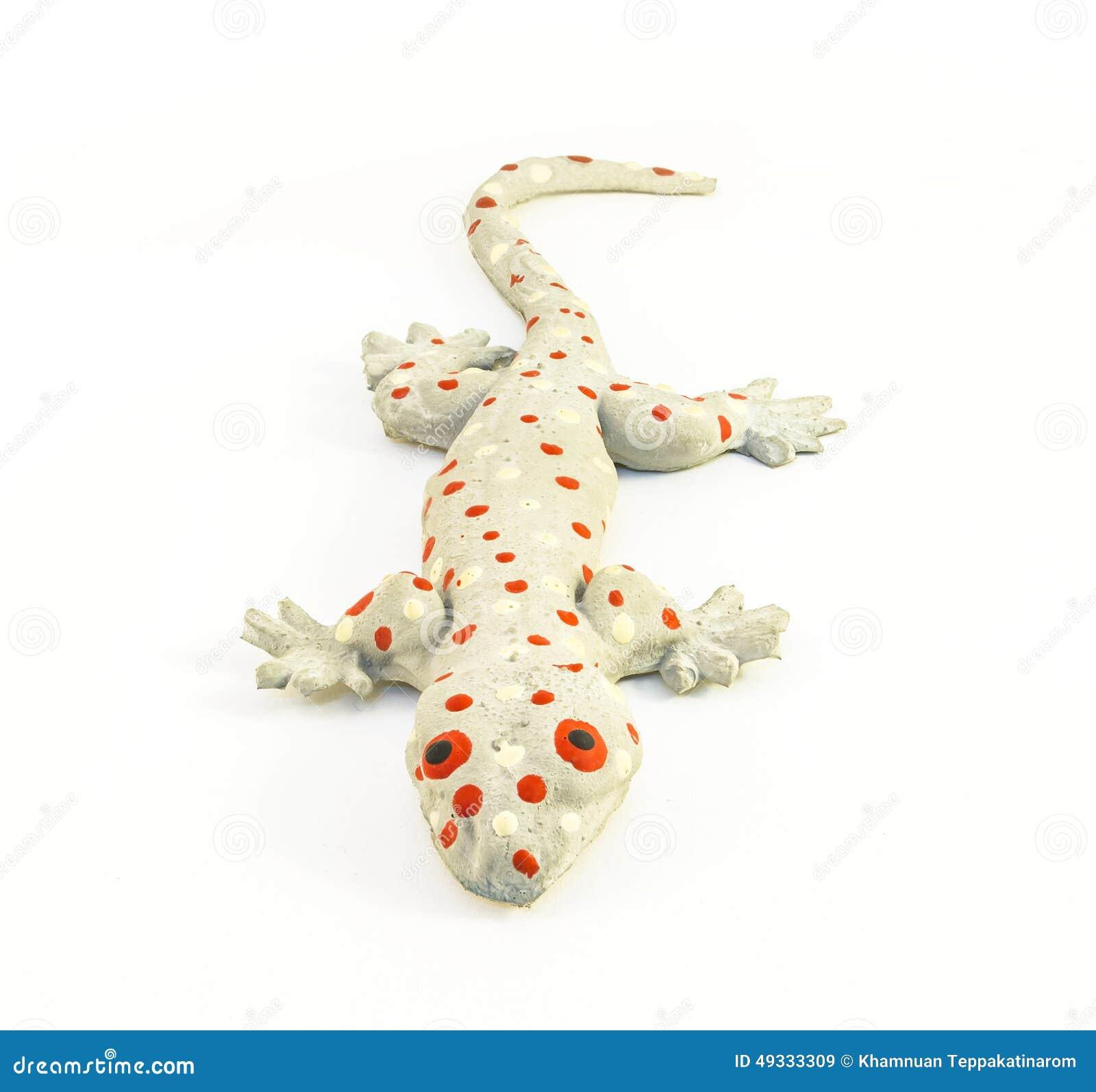 Jouet de gecko