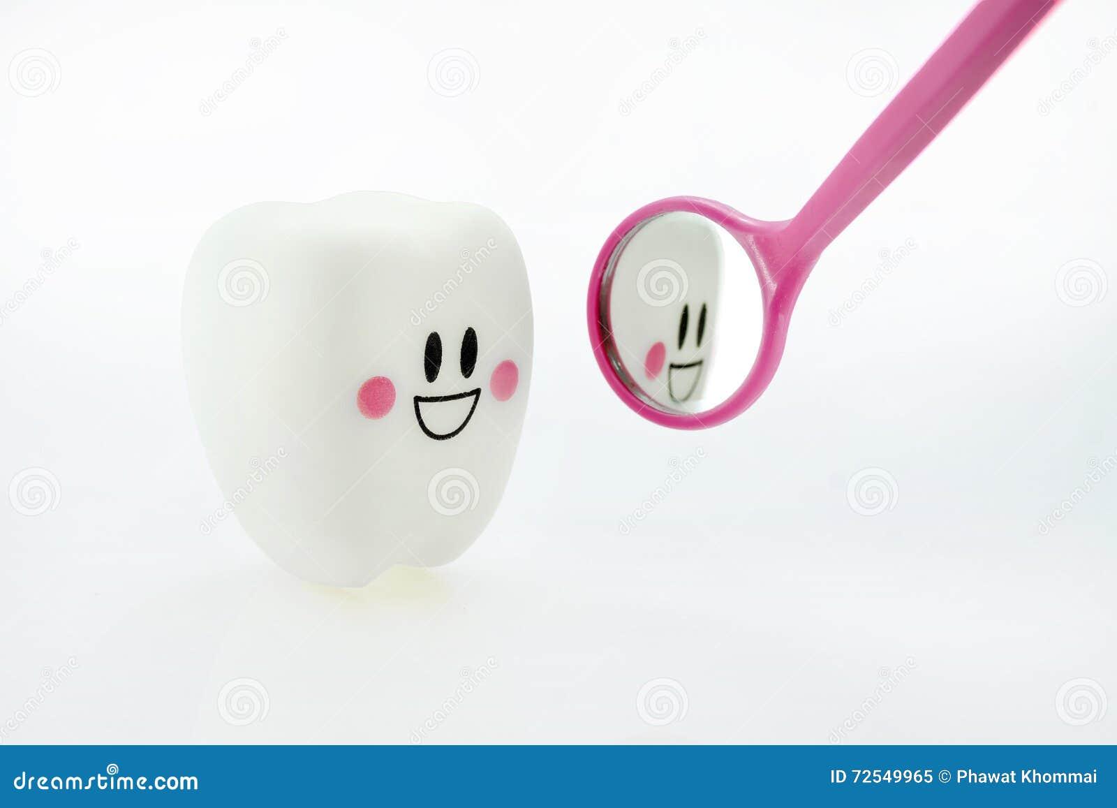 Jouet de sourire de dents