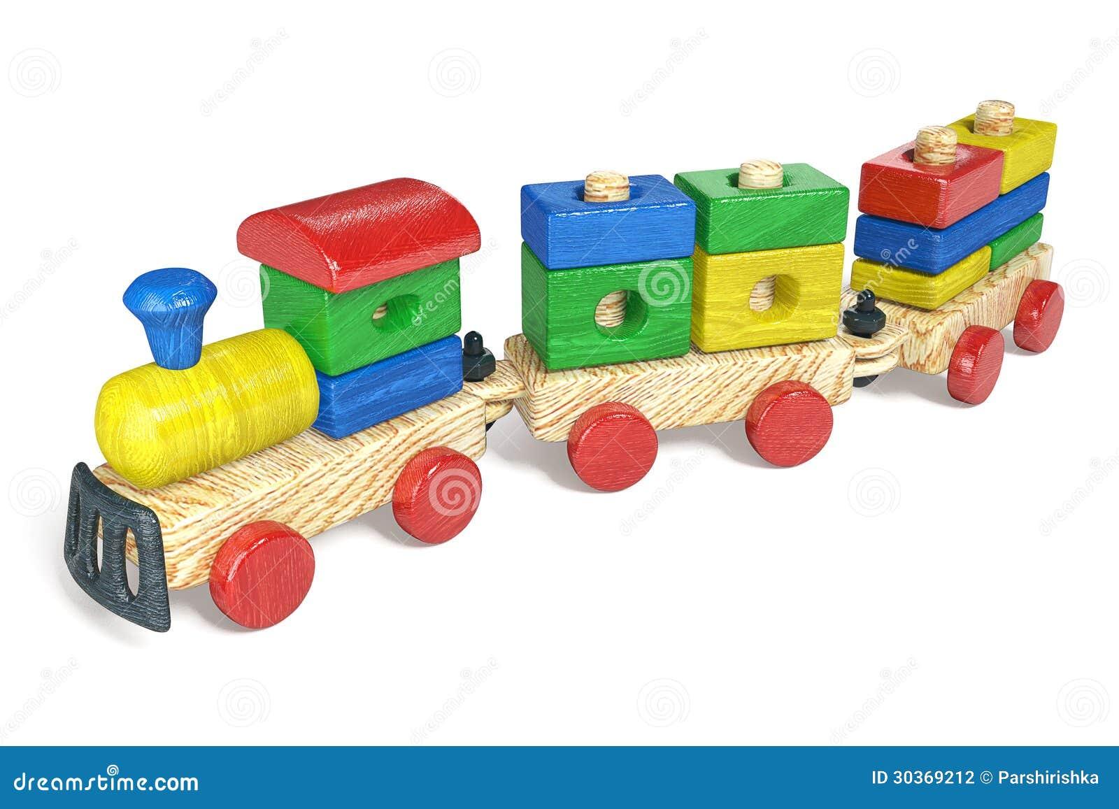 Jouet pour enfants une locomotive vapeur photographie stock image 30369212 - Jouet original enfant ...