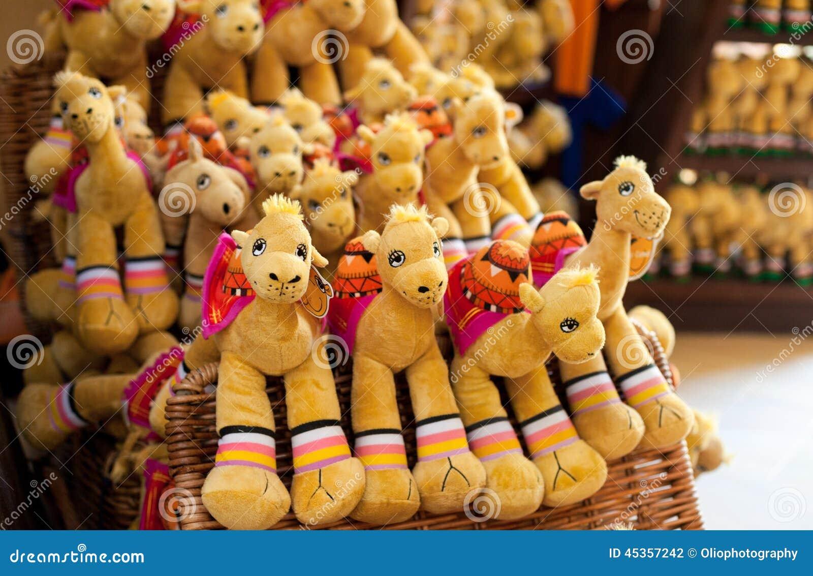 Jouets de chameau