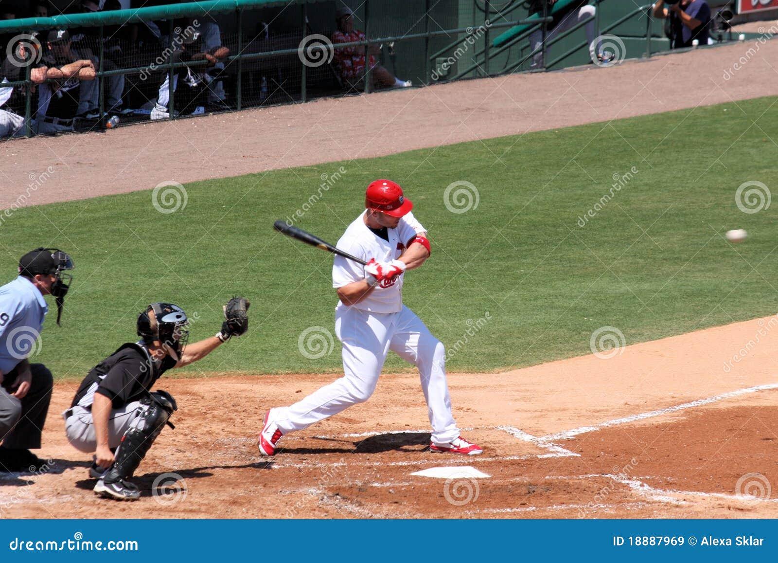 Joueur Albert Pujols de cardinaux de MLB St Louis