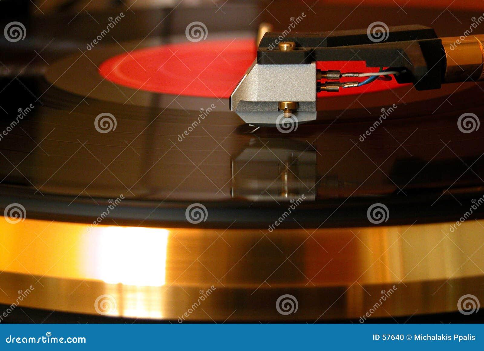 Joueur de vinyle
