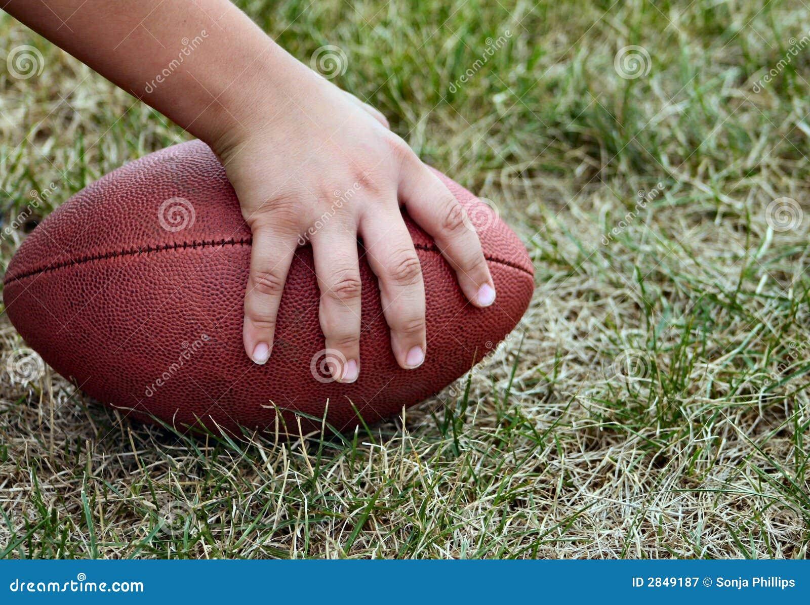 Jouons au football !