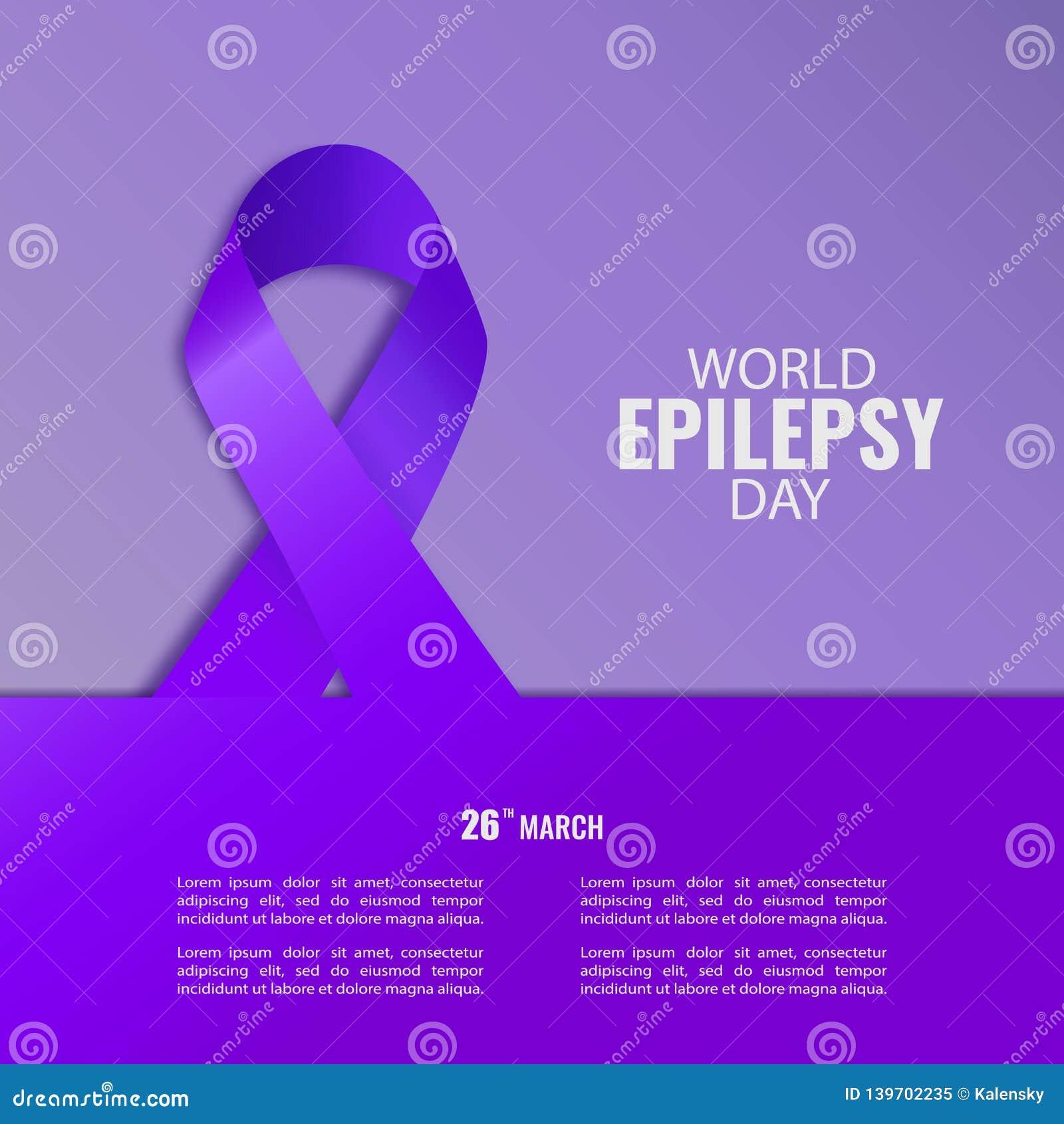 Jour d épilepsie du monde