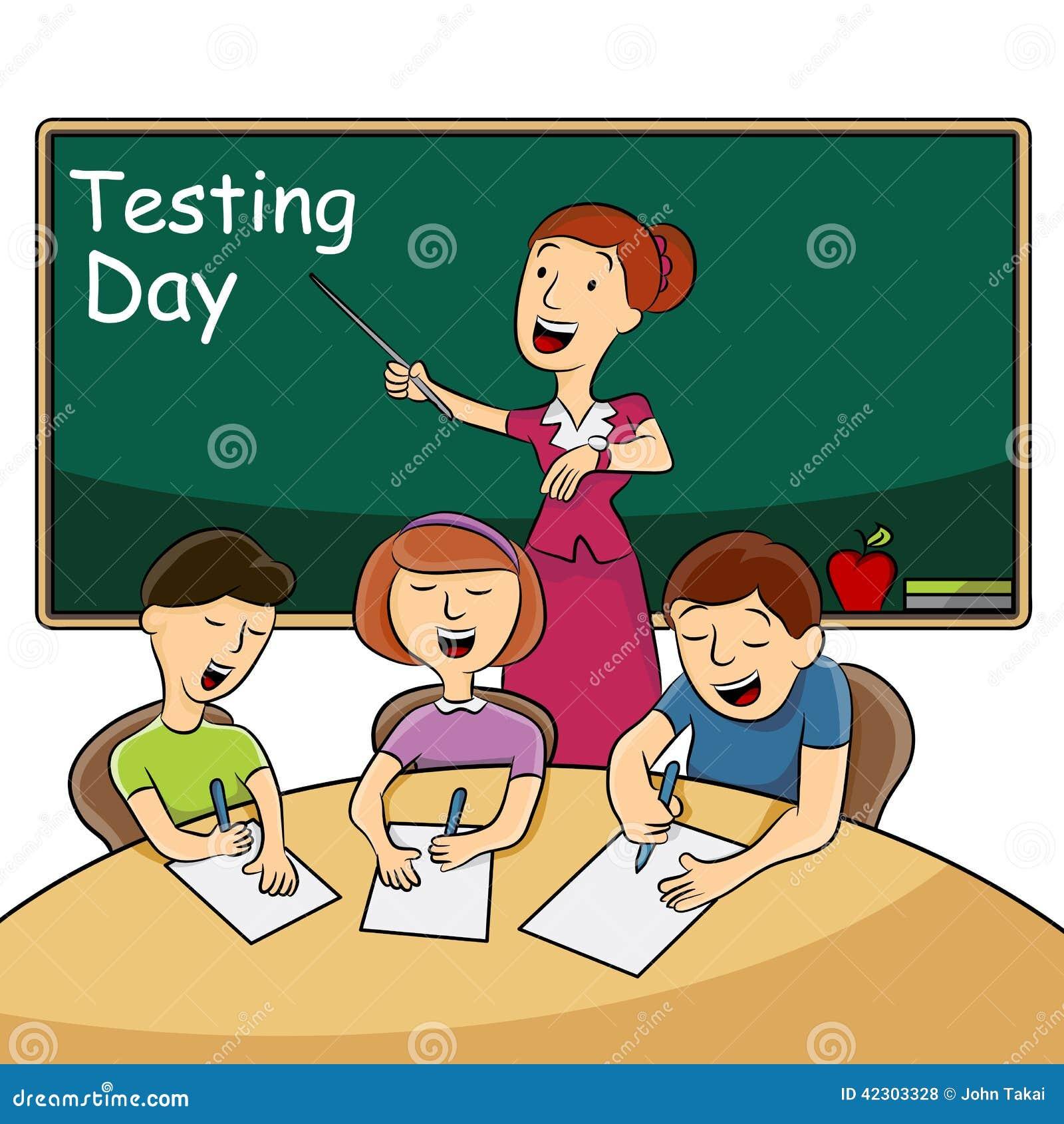 Jour d essai de salle de classe