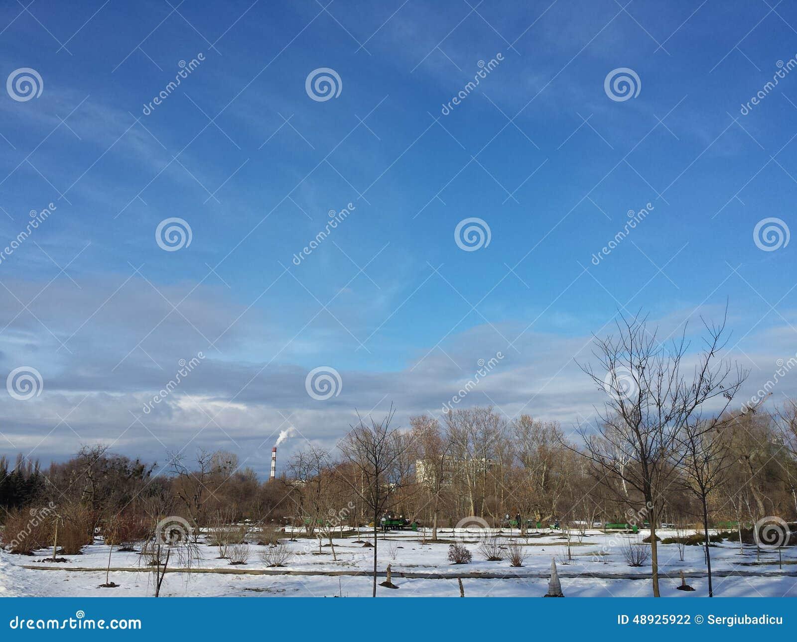 Jour d hiver