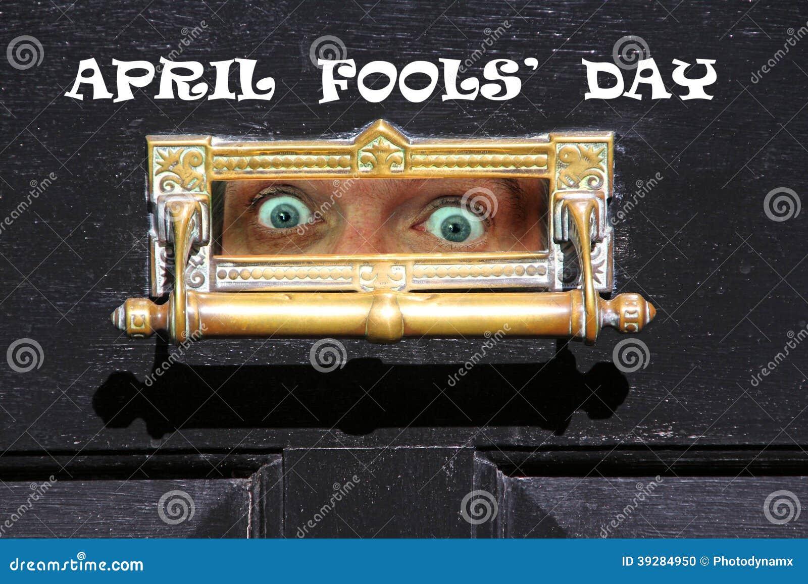Jour d imbéciles d avril phobique