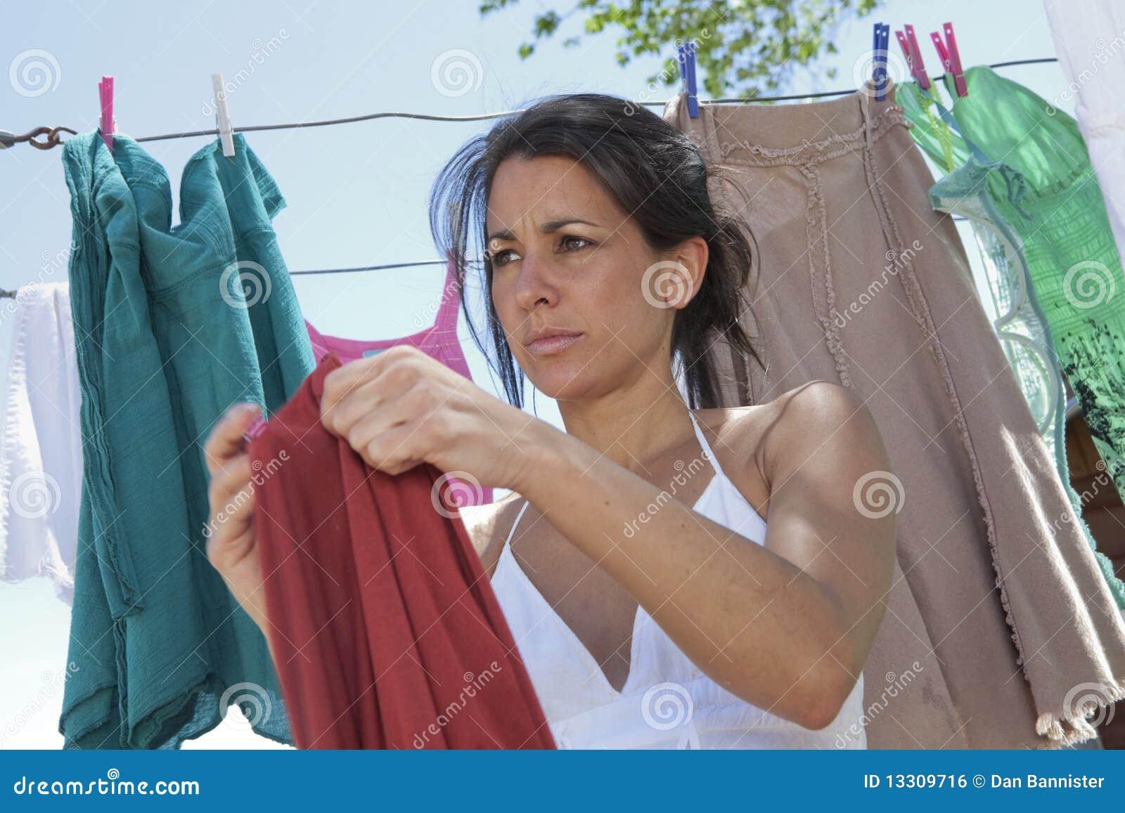 Jour de blanchisserie
