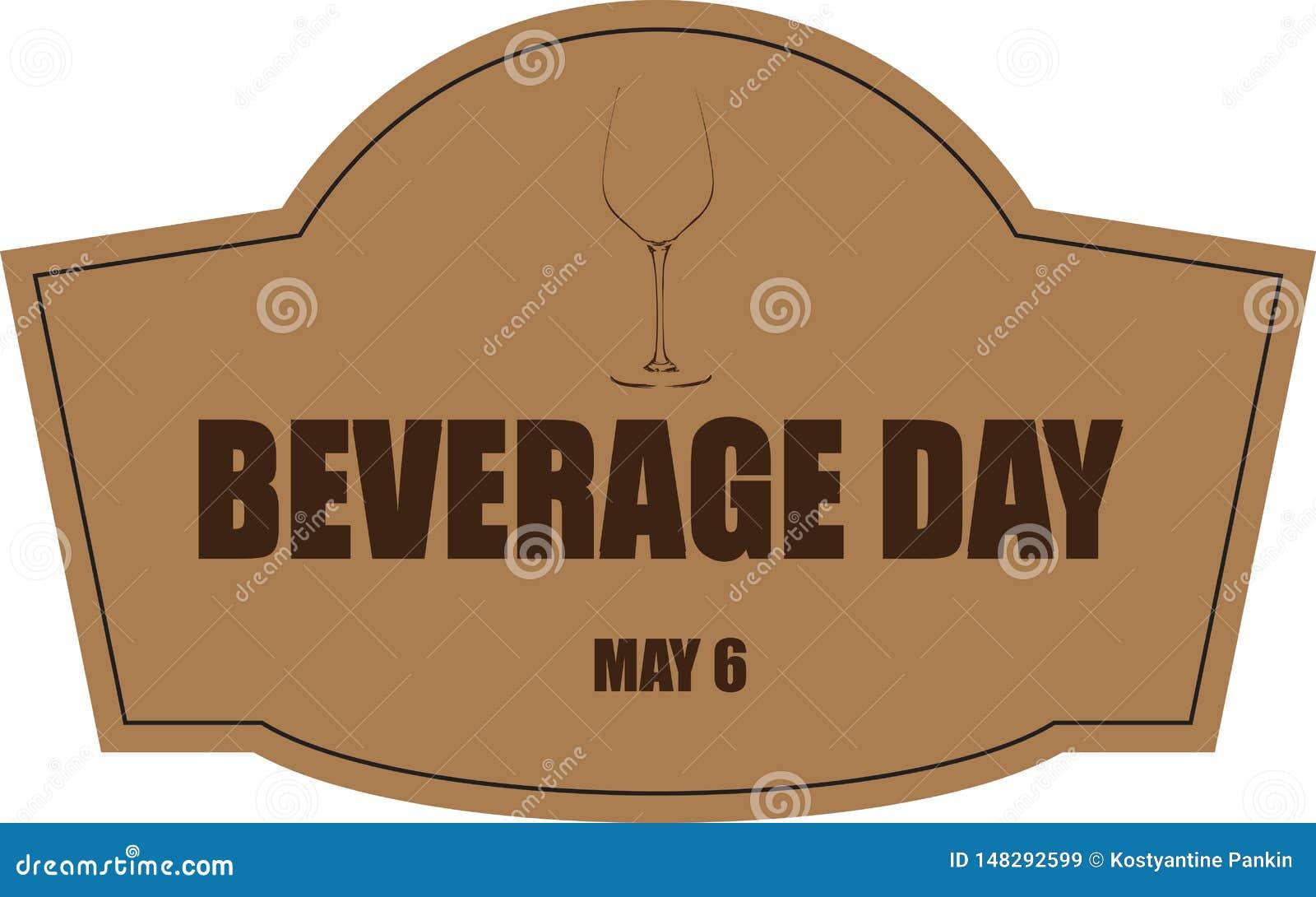 Jour de boisson de label