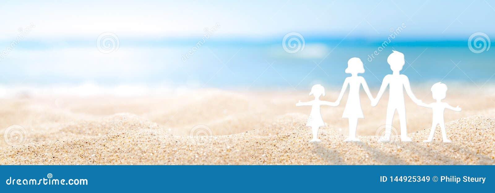 Jour de famille ? la plage