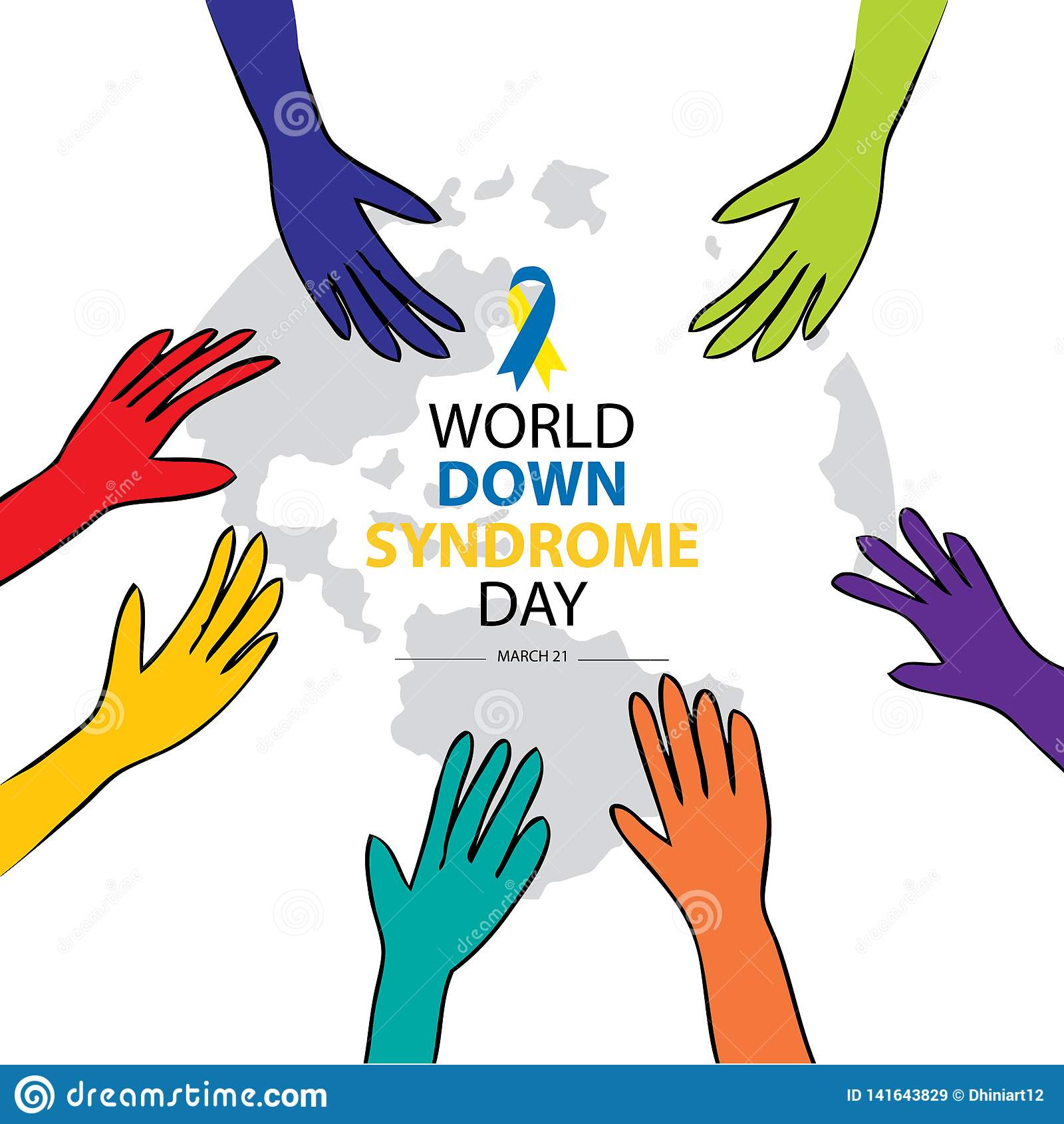Jour de trisomie 21 du monde