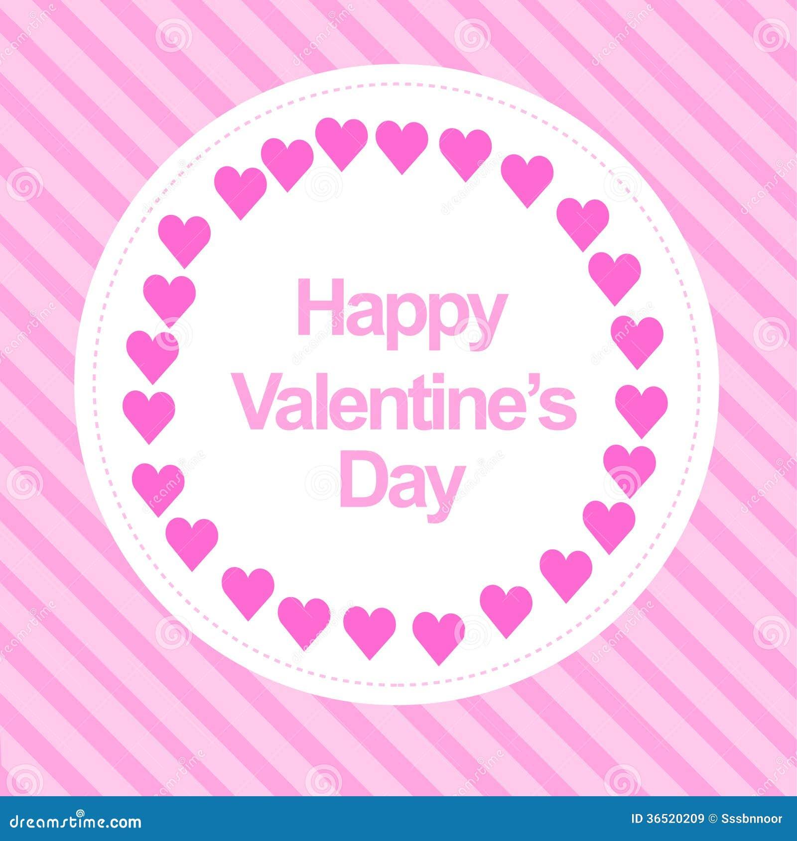 Jour de valentines heureux