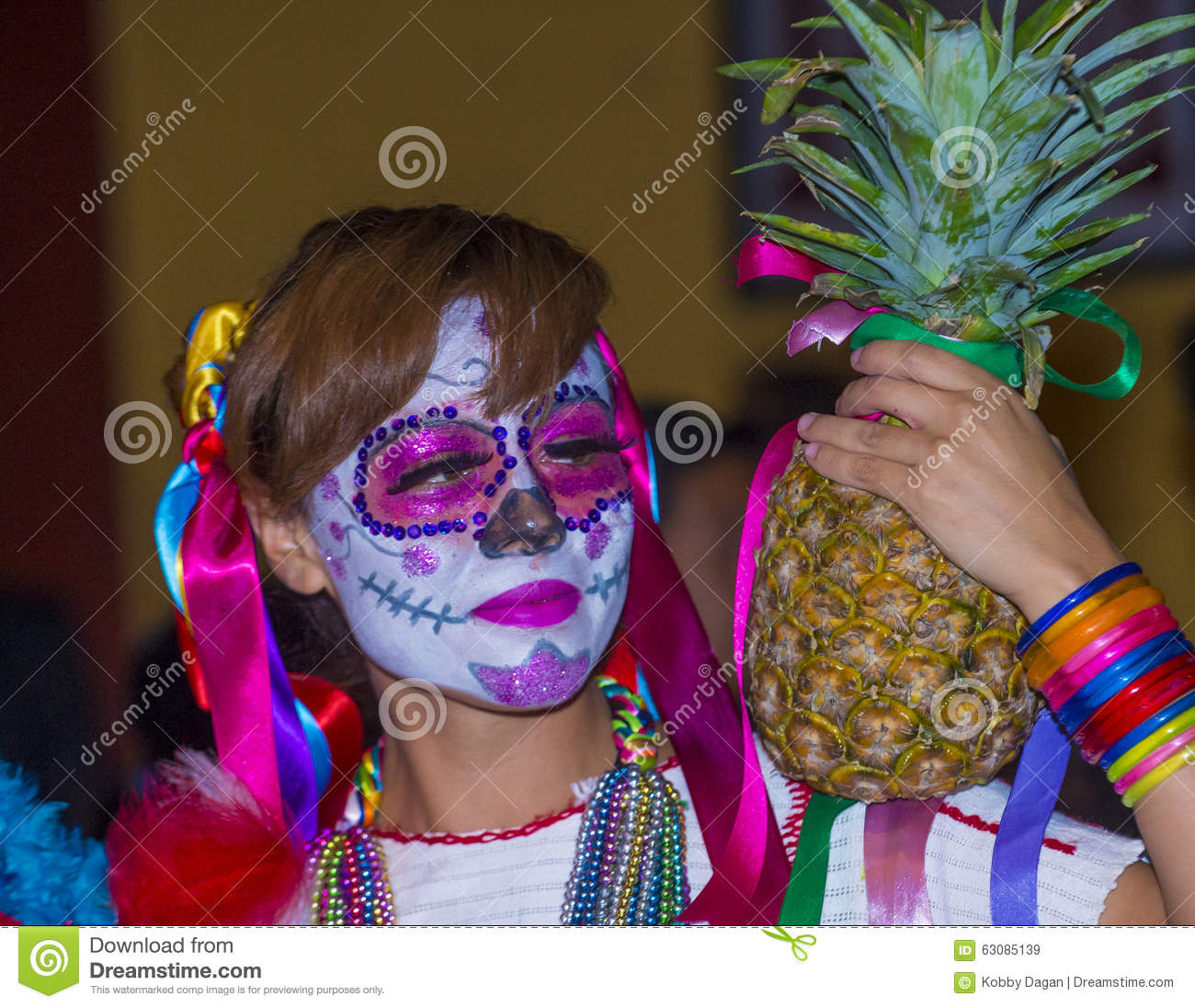 Download Jour des morts image stock éditorial. Image du fiesta - 63085139