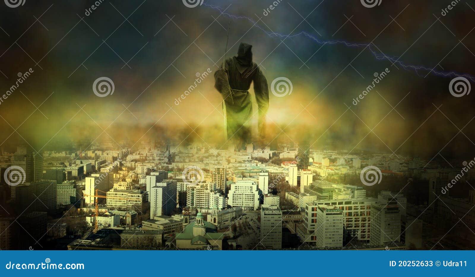 Jour du Jugement dernier d apocalypse
