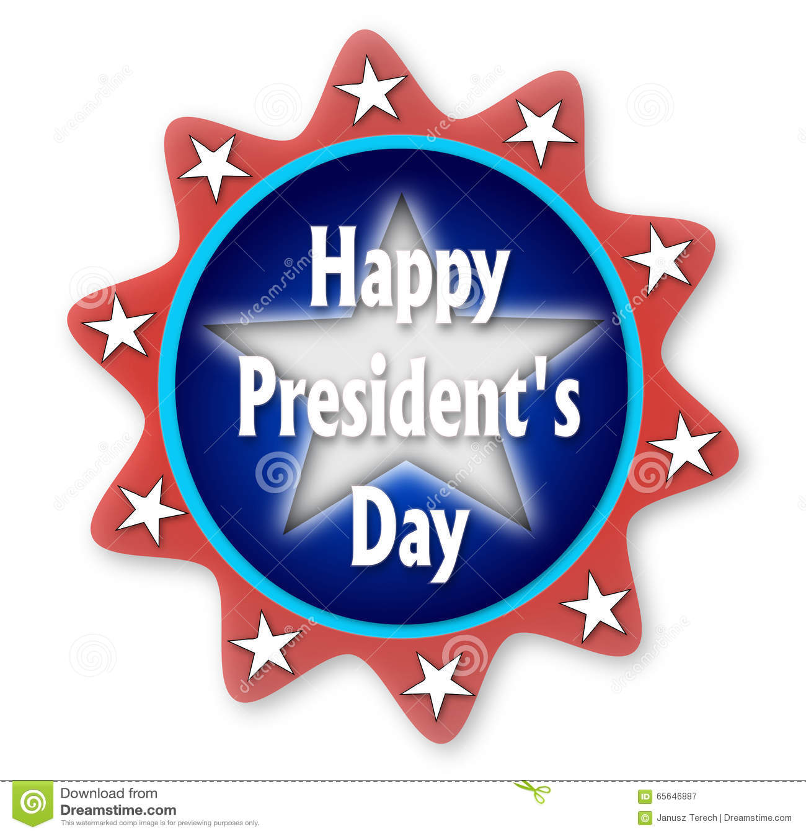 Jour heureux de présidents