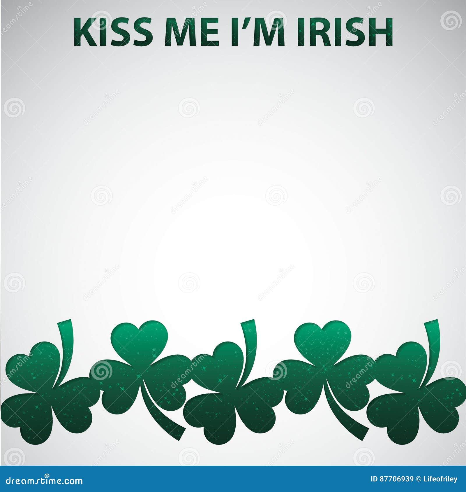 Jour heureux du ` s de St Patrick !