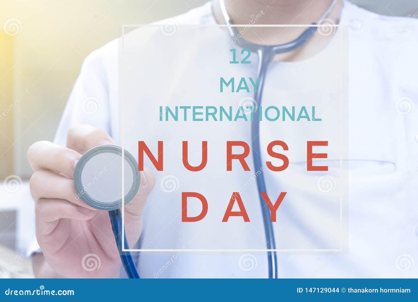 Jour international d infirmi?re
