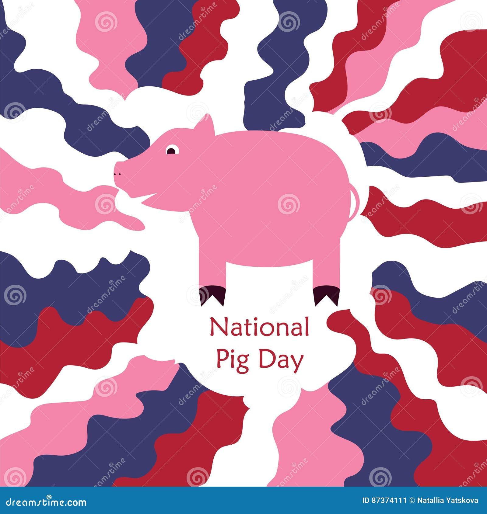 Jour national de porc