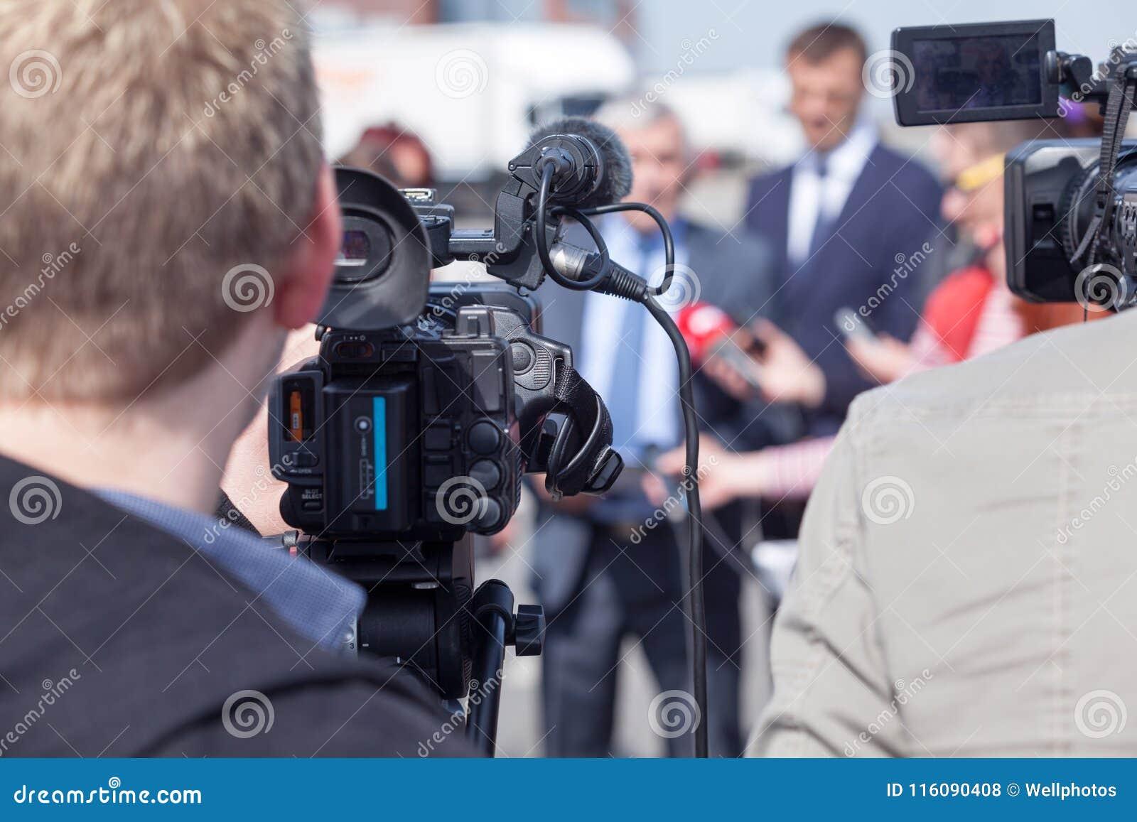 Journalism Conferência de imprensa Evento de meios